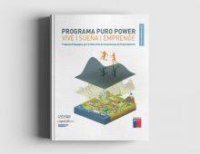 Programa Puro Power: Vive, Sueña, Emprende